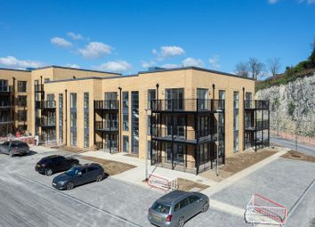 Thumbnail 1 bed flat for sale in Blake Square, 4 Hillier Crescent, Cable Wharf, Northfleet