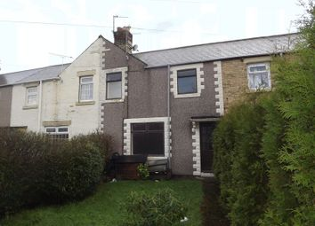 Thumbnail 2 bed terraced house for sale in Chester Square, Lynemouth, Morpeth
