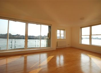 Thumbnail 2 bed flat to rent in Molines Wharf, 100 Narrow Street, London