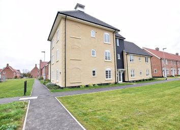 Thumbnail 2 bedroom flat for sale in Byfords Way, Watton, Thetford