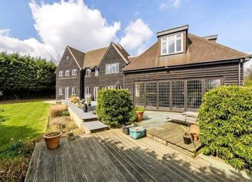 Thumbnail 5 bed detached house to rent in Dingle Close, Arkley, Barnet