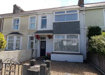 Thumbnail 3 bed terraced house for sale in Belgrave Terrace, Liskeard, Cornwall