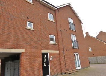 Thumbnail 2 bed flat to rent in Sandwell Park, Kingswood, Hull