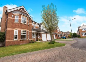 Thumbnail 4 bed detached house for sale in Sandbeck Court, Bawtry, Doncaster