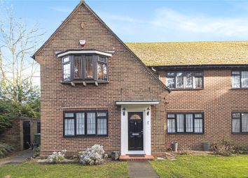 Chigwell Hurst Court, Pinner, Middlesex HA5. 2 bed maisonette
