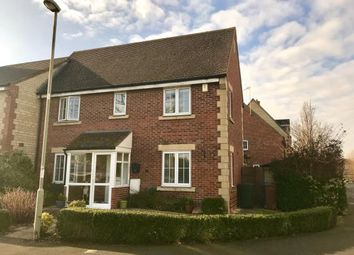 Thumbnail 3 bedroom end terrace house for sale in Grebe Road, Bicester, Oxfordshire