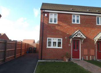 Thumbnail 3 bed semi-detached house to rent in Brandon Walk, Sutton-In-Ashfield