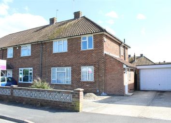 Thumbnail 3 bed end terrace house for sale in Chestnut Avenue, Eastleigh