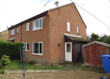 Thumbnail 1 bed property to rent in Staplehurst Close, Carlton Colville, Lowestoft