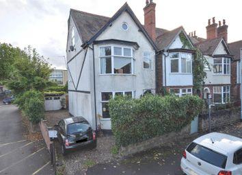 Thumbnail 4 bed detached house for sale in Balmoral Avenue, West Bridgford, Nottingham