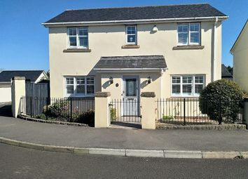 4 bed detached house for sale in Larks Meadow, Stalbridge, Sturminster Newton DT10