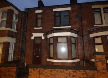 Thumbnail 4 bed terraced house to rent in Room 2, Birches Head Road, Hanley, Stoke-On-Trent