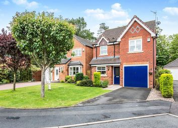 Thumbnail 3 bed detached house for sale in Amphlett Way, Wychbold, Droitwich