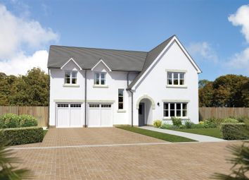 Thumbnail 5 bedroom detached house for sale in The Southbrook, Hunters Meadow, Auchterarder