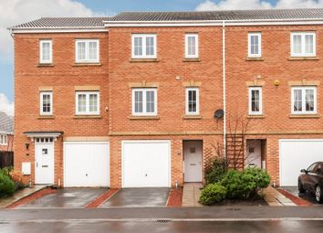 Thumbnail 4 bed terraced house for sale in Abbots Mews, Selby