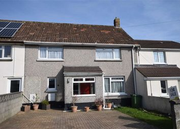 Thumbnail 3 bed terraced house for sale in Town Park, Torrington