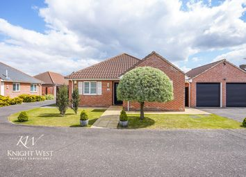 Thumbnail 3 bed bungalow for sale in Jubilee Close, Stanway, Colchester