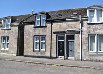 Thumbnail 3 bed semi-detached house for sale in 40 Wallace Street, Dumbarton