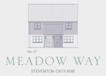 Thumbnail 1 bedroom flat for sale in Joyce Way, Steventon, Oxforshshire