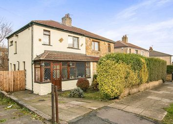 Thumbnail 3 bed semi-detached house for sale in Elmfield Drive, Bradford