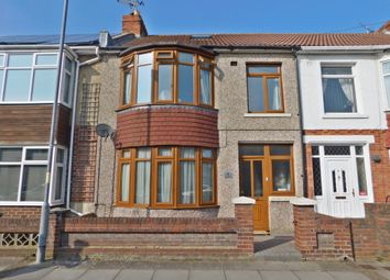 Thumbnail 3 bed terraced house for sale in Gatcombe Avenue, Portsmouth
