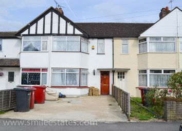 Thumbnail 2 bed terraced house for sale in Mildenhall Road, Slough