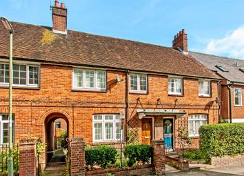 Thumbnail 3 bed terraced house for sale in Swan Lane, Winchester, Hampshire