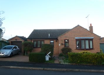 Thumbnail 3 bed detached bungalow for sale in Grove Way, Bury, Huntingdon