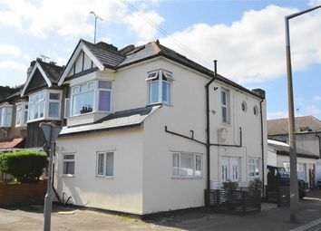 Thumbnail 3 bed flat for sale in Glendale Gardens, Leigh-On-Sea, Essex