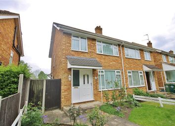 Thumbnail 3 bed semi-detached house for sale in Bramwell Close, Sunbury-On-Thames, Surrey