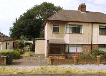Thumbnail 3 bed semi-detached house for sale in Tydraw Hill, Port Talbot, Neath Port Talbot.