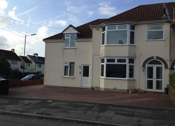 Thumbnail 1 bed flat to rent in 1 Jubilee Crescent, Mangotsfield, Bristol