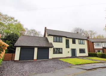 Thumbnail 5 bed detached house for sale in Beatrice Road, Worsley, Manchester