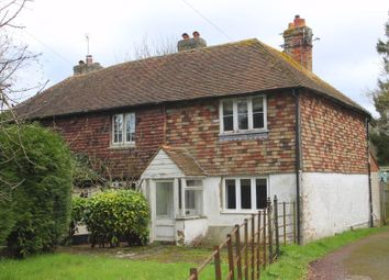 Thumbnail 2 bed semi-detached house for sale in Main Road, Sellindge, Ashford