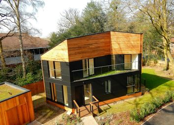 Thumbnail 4 bed detached house for sale in Heath Place, Manor Way, Bagshot