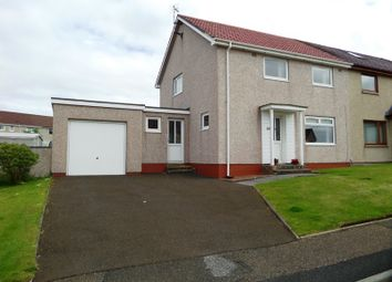 Thumbnail 3 bed semi-detached house for sale in Pennyland Drive, Thurso