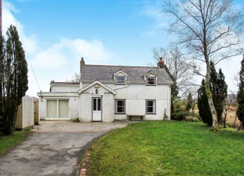 Thumbnail 2 bed detached house for sale in Dol Henrhyd, Coelbren, Powys