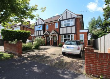 Thumbnail 2 bed semi-detached house to rent in Windmill Hill, Ruislip