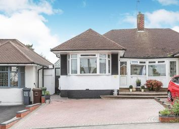 Thumbnail 2 bedroom bungalow for sale in Marcot Road, Solihull, Olton, West Midlands