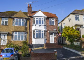 Thumbnail 3 bed property to rent in Prestbury Crescent, Banstead