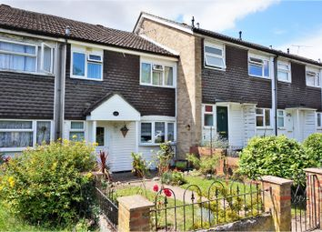 Thumbnail 3 bed terraced house for sale in Oakhill, Letchworth Garden City