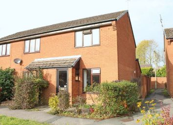 Thumbnail 2 bed end terrace house for sale in Greenwood Close, Romsey