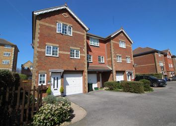Thumbnail 4 bed end terrace house for sale in Long Beach Mews, Eastbourne