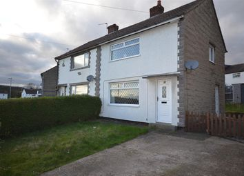 Thumbnail 2 bedroom semi-detached house for sale in The Drive, Kippax, Leeds