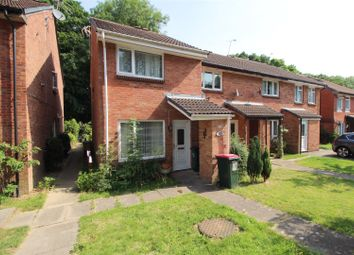 Thumbnail 2 bed end terrace house for sale in Hoylake Close, Ifield, Crawley