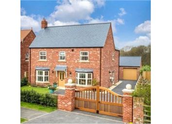 Thumbnail 4 bed detached house for sale in Scrayingham, York