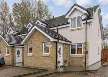 Thumbnail 2 bed flat for sale in Ryde Road, Wishaw, North Lanarkshire