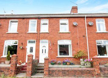Thumbnail 2 bed terraced house for sale in Edwards Terrace, Newbridge, Newport