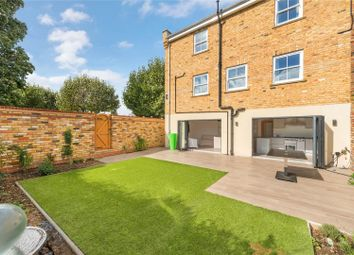 Thumbnail 4 bed end terrace house for sale in Shellwood Road, London