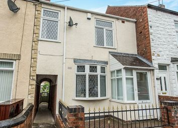 Thumbnail 3 bed terraced house for sale in Farnsworth Street, Hasland, Chesterfield
